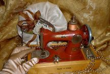 Sawing machine ...small small ..made in URSS
