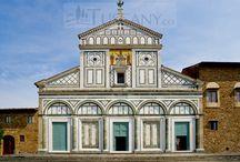 Florence, San Miniato al Monte Abbey