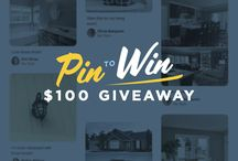 Pin To Win Giveaway