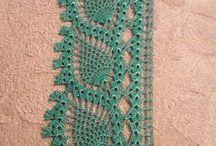 Yeşil Havlu Danteli