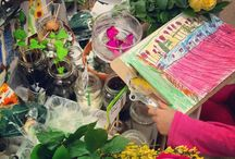 natures whimsy / A hands on education for children. Inspired by nature and art