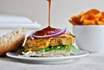 Veggy Vegetarian: Burgers / by Tiger Neelie