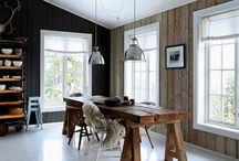 Dining room / by Nicole Deyton