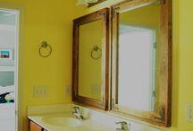 Townhouse Master Bathroom Makeover / Bathroom Makeover/Rennovatioin
