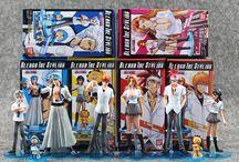 Figurki Anime