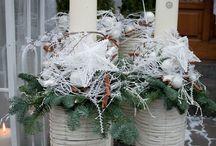 Dekorace- Vánoce