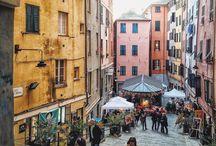 travel to Genova italy