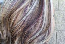 Head of hair