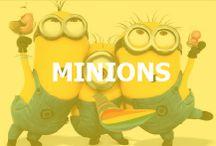Minions / by Samantha Mendoza