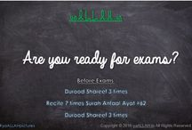 Exam Preparations Pictures Blackboard / Exams, Tests,Preparations,Tips,Tricks,Islamic Dua for Exams