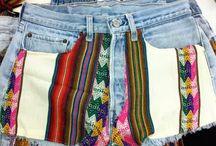 shorts étnicos