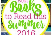 Kirjat, böcker, books / Lukemiani ja lukemattomia kirjoja. Böcker som jag har läst och icke läst.