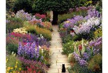 Szép kertek / Vízesések, tavak