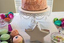 Lalin's first birthday  / #babygirl #birthday #party