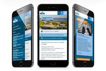 NEN / Kurumsal Responsive Mobil Uyumlu Web Sitesi Tasarımı & Yazılımı