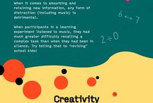Creative Outputs / Images to inspire creativity and ideas.
