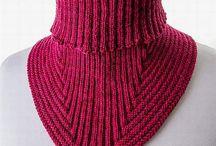 шарфы, манишки