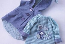 oyuncak bebek giysisi