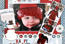 Scrapbooking / Scrapbook layouts that inspire me with their creativity.  / by Mendy Warwick