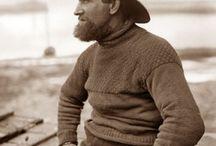 Knitting - the Gansey