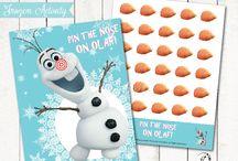 Livie Loves Olaf Too