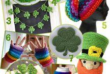St Patrick Crochet❤