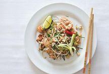 asijské recepty