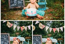 Harper turns 1 / by Heather LeClair