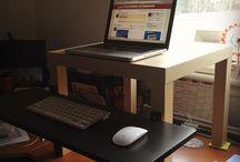 Standing Deskness