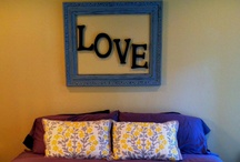 cute home decoration ideas / by Brenda Clark