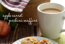 Favorite Recipes ~ Muffins / by Cindy Christal-Atagana