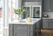 Kitchen Ideas / by Carmen Hayes