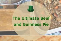 St. Patrick's Day / St. Patrick's Day recipes, craft, home and places!