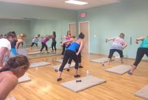 Community Classes / #barmethodfairfield community classes prior to our grand opening!