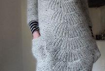 ПАЛЬТО .вязание