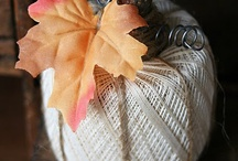 Fall Decorations / Crafts