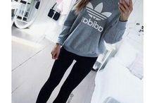 tenue sport