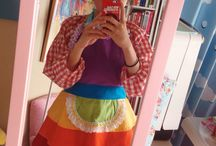 Rainbowholic Coordinates / My #OOTDs <3