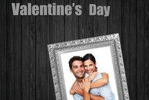Valentine's day backdrop / Valentine's day backdrop