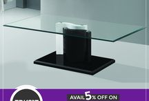 Discount & Deals / Grab exclusive offers on glass and mirror products, to add a grace and modern flair in your interior, all without breaking your bank.