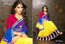 Aurabeam Lehengas / We bring you beautiful collections and party wear Lehengas.