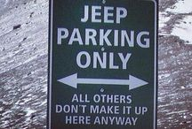 It's a Jeep thing..... / by April Glass