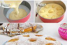 kurabiye kek tarifleri