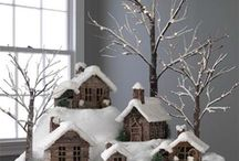 Weihnachtsdörfer