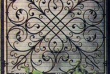 решетки ворота двери
