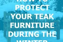 Garden Furniture Blog / Thinking of purchasing some teak garden furniture for your outdoor space? Follow our blogs for the latest advice, tips and techniques for all things teak.