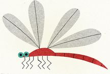 -Dragonflies-