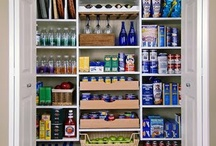 pantry / by Amanda Hashagen