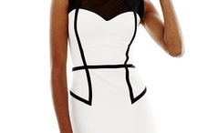 Black and white fashion / by Swetlana Al gallaf