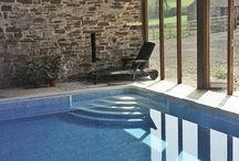 Indoor swimmingpools
